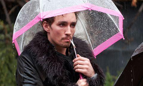 klaus number 4 the umbrella academy