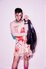 yungblus in a dress