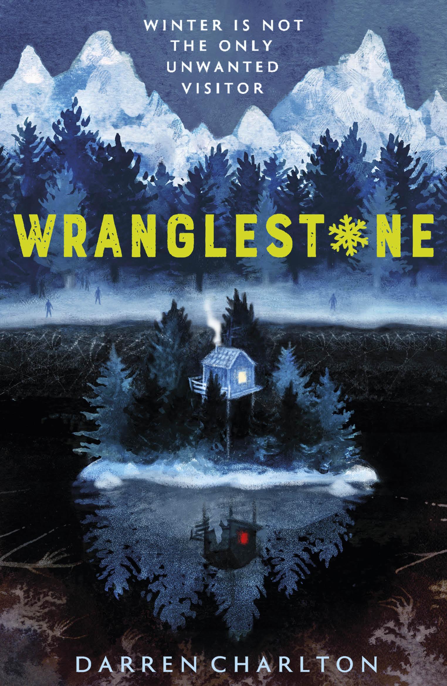 Wranglestone Cover