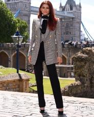 zendaya in a suit